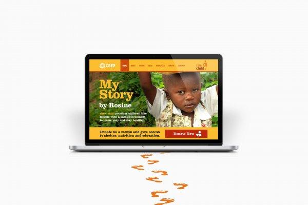 Care Child Website