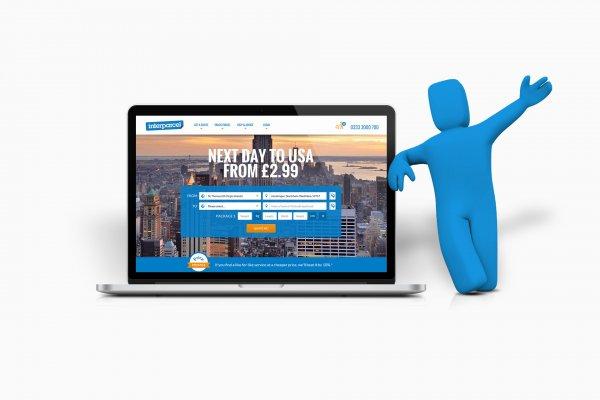 Interparcel Branding & Website