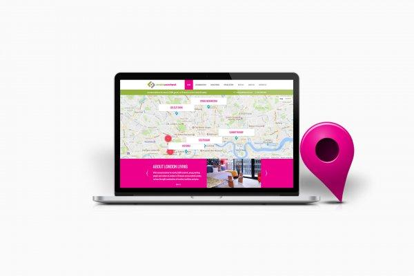 LHA London Website