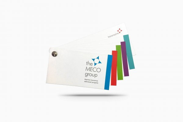The MECO Group Branding