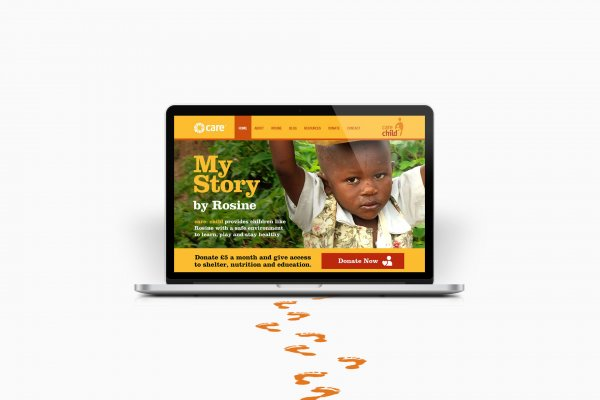 Care Child Website